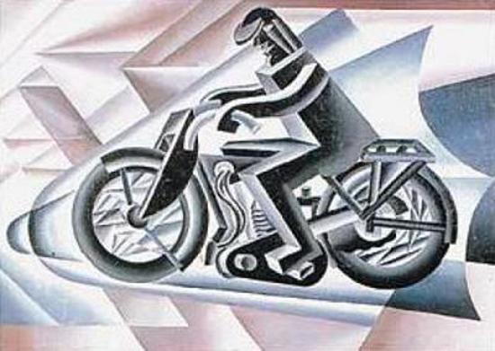 Fortunato-Depero-Motocyclist--1923-33108